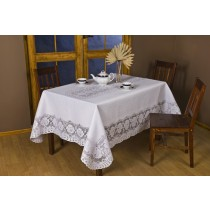 652 European Lace Tablecloth