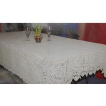 Handmade Crochet tablecloths