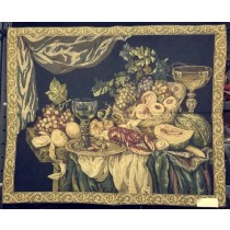 Flower Bouqet French Tapestry Wall Hanging