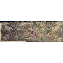 Gray Skies Scenery French Tapestry Wall Hanging