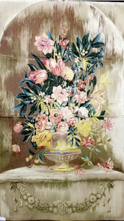 Still Life French Tapestry Wall Hanging