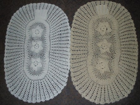 Handmade Crochet doilies