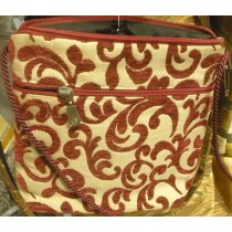 SMALL RED COLOR HANDBAG