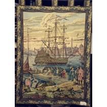 Venizia Italy Tapestry Wall Hanging